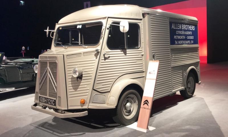 Citroën Type H Van