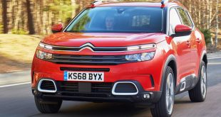 Citroen C5 Aircross review