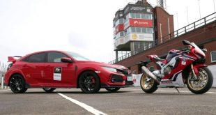 Honda in Isle of Man TT car and motorcycle partnership 2019