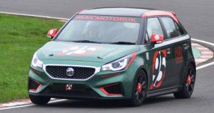 MG3 racer - picture Gareth Herincx