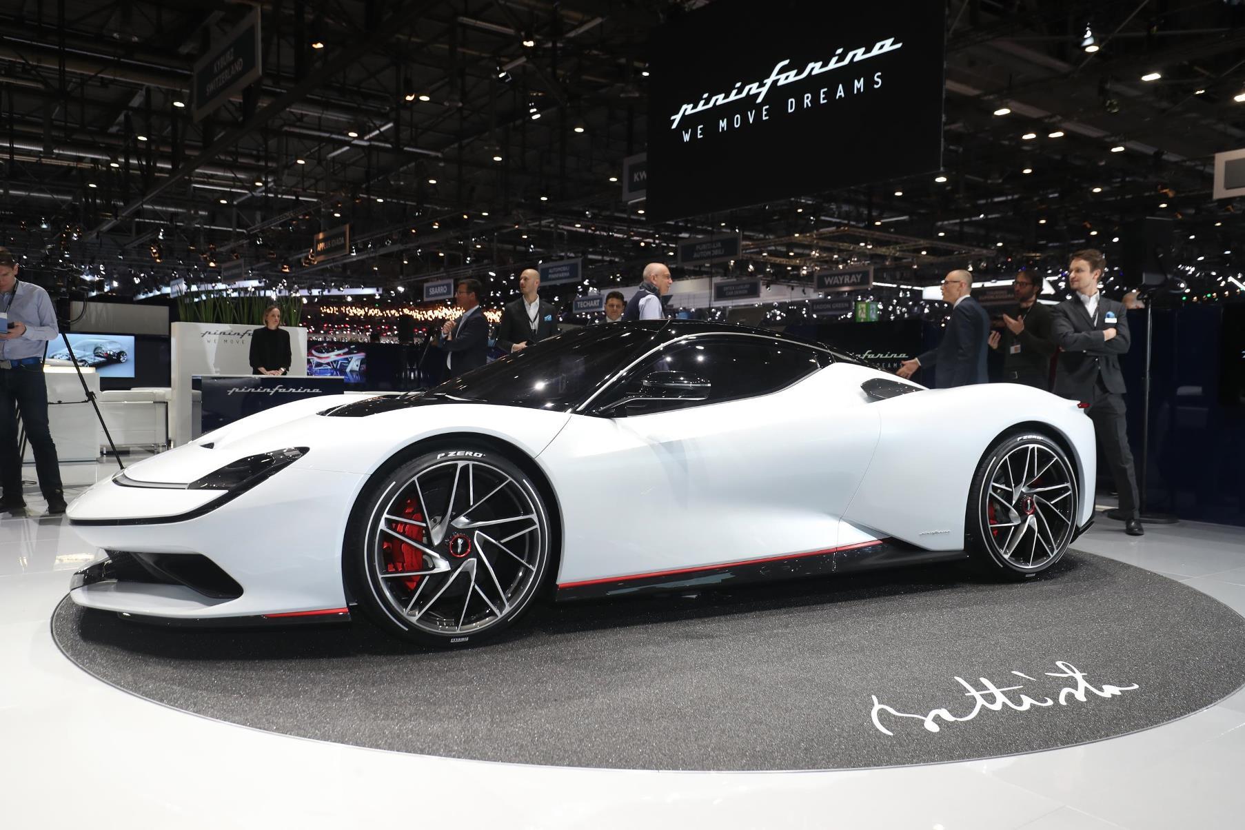 Pininfarina Battista - Geneva Motor Show 2019
