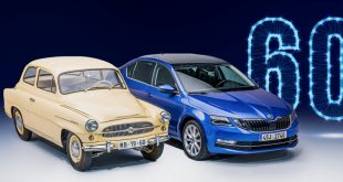 Skoda Octavia turns 60