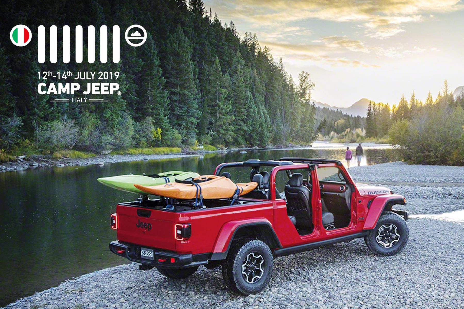 Camp Jeep 2019 and the Gladiator