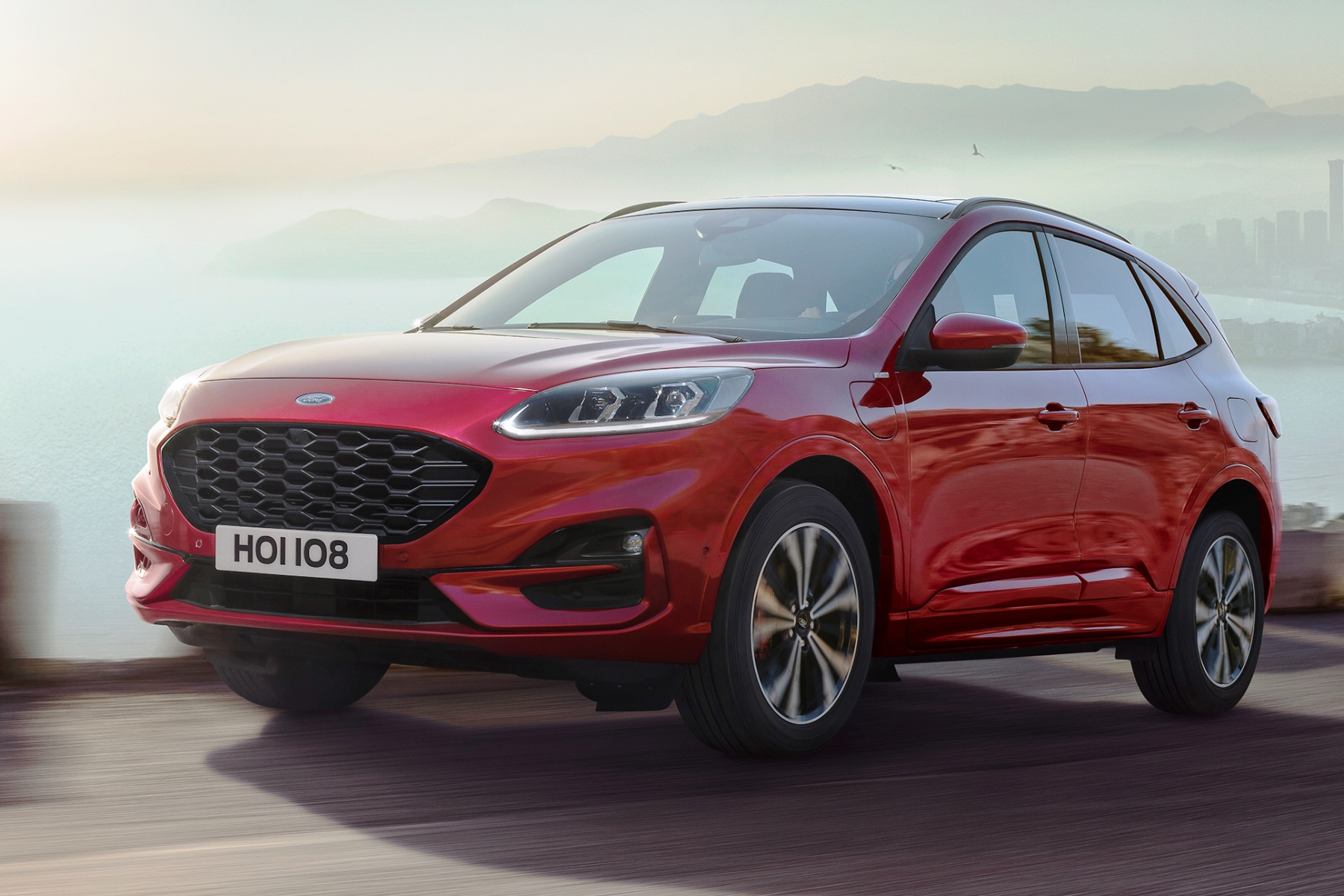 All-new Ford Kuga goes electric – Automotive Blog