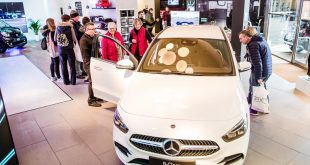 Mercedes-Benz Pop Up Norwich