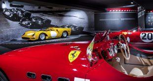 """Ferrari Museum celebrates landmark anniversary with """"90 Years Exhibition"""