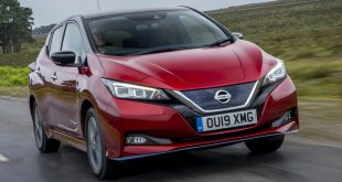Nissan Leaf e+ review