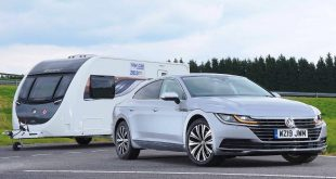 Volkswagen Arteon - Winner Tow Car Awards 2019