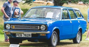 Festival of the Unexceptional winning Morris Marina