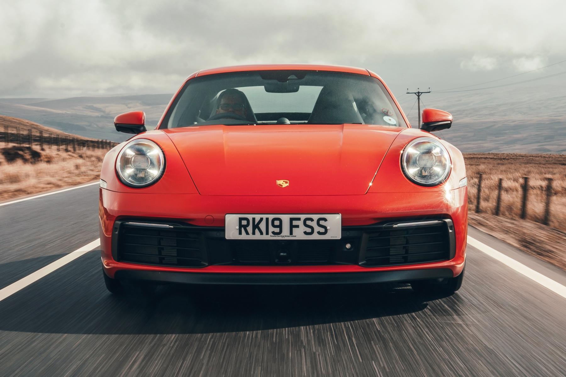 Porsche 911 - 992 review