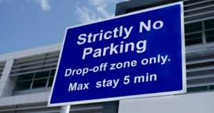 Airport parking - RAC