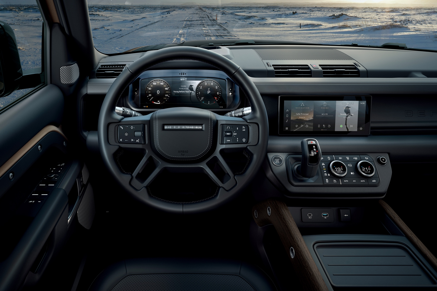 Land Rover Defender 2019 (