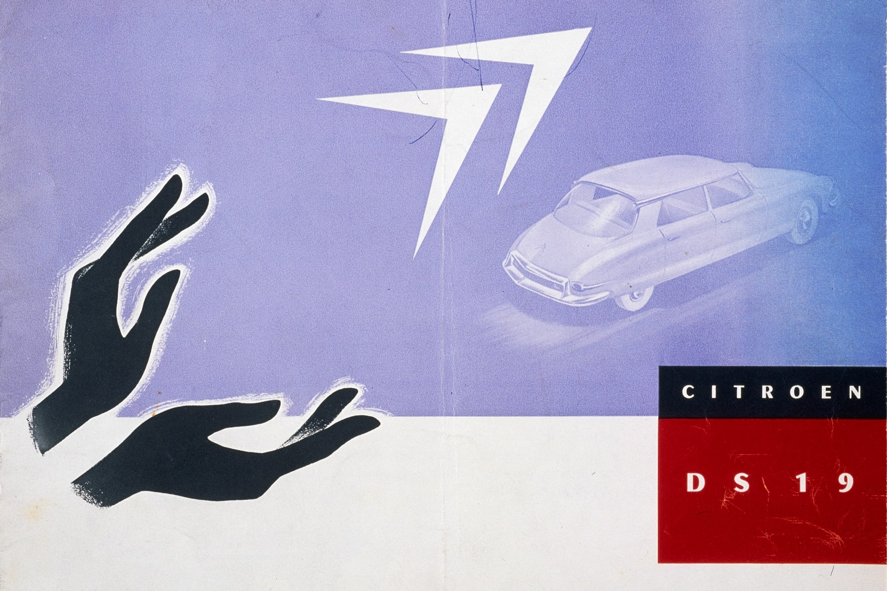 Citroen DS Advert
