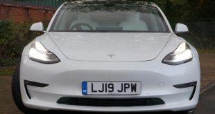 TeslaModel 3 review