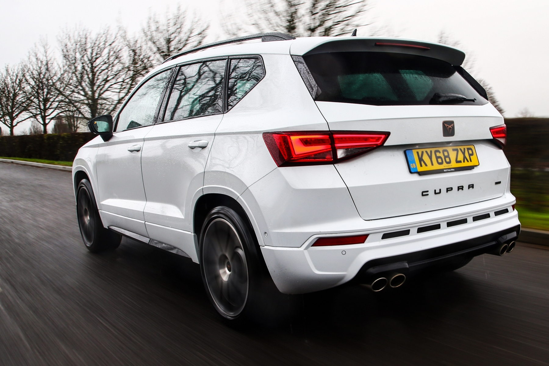 Cupra Ateca review