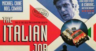 The Italian Job - 50th anniversary