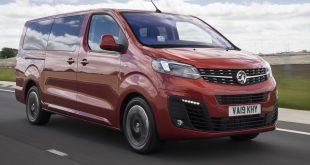 Vauxhall Vivaro Life review