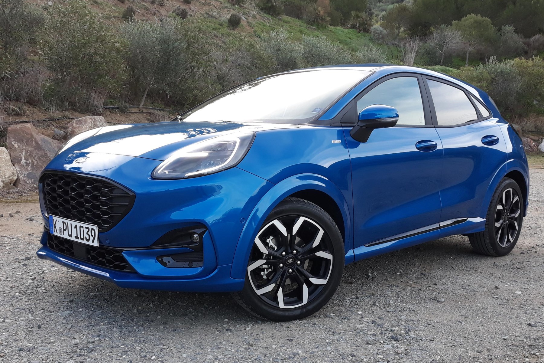Ford Puma - Spain launch