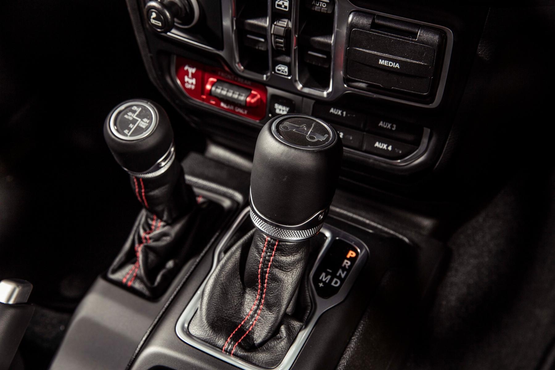 Jeep Wrangler review