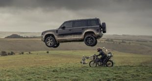 Land Rover Defender, No Time To Die