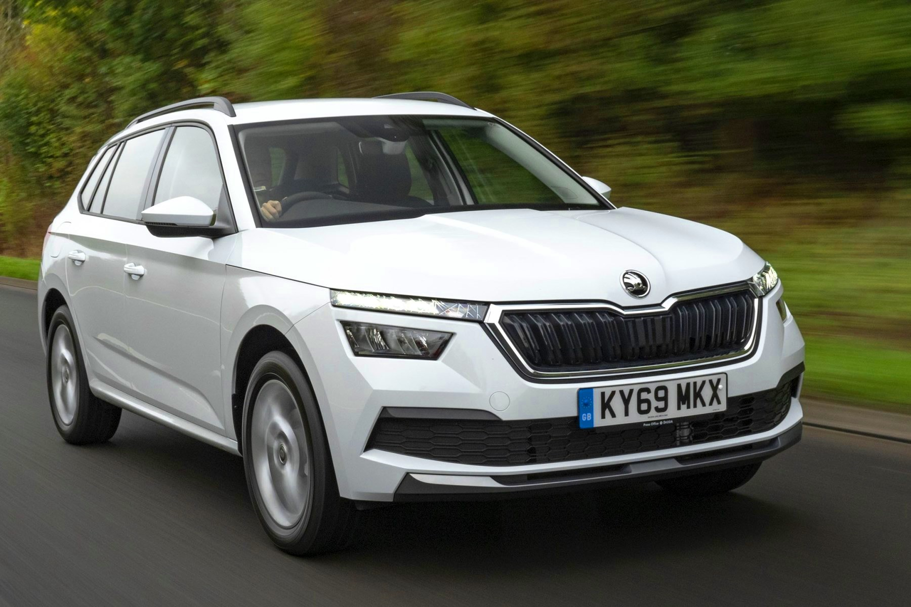 Skoda Kamiq review
