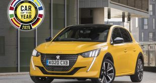 Peugeot 208 wins 2020 European Car of the Year