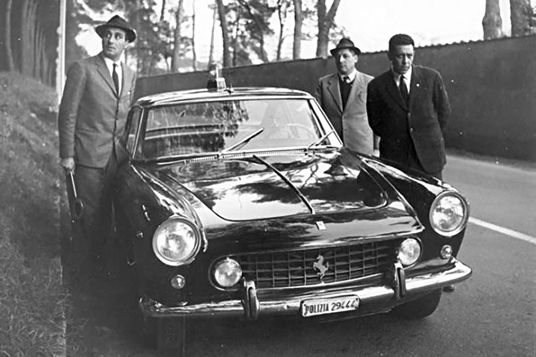 1962 Ferrari 250 GTE 2 + 2 Série II