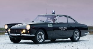 1962 Ferrari 250 GTE Polizia by Tom Gidden for Girardo and Co