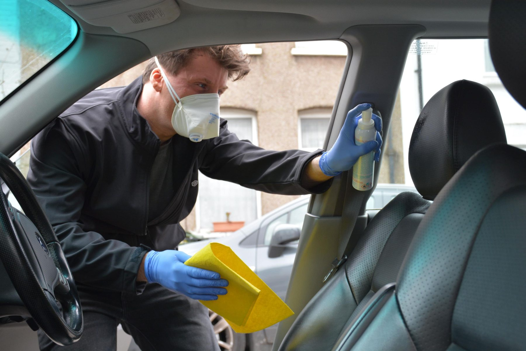 Tips on keeping your car hygenic during lockdown