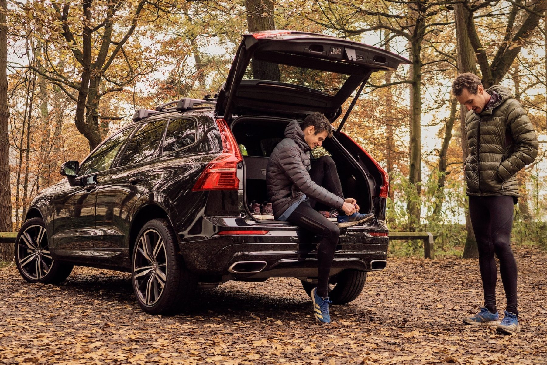 Triathletes Alistair and Jonny Brownlee join Volvo Car UK as brand ambassadors