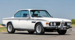 1972 BMW 3.0 CSL (E9)