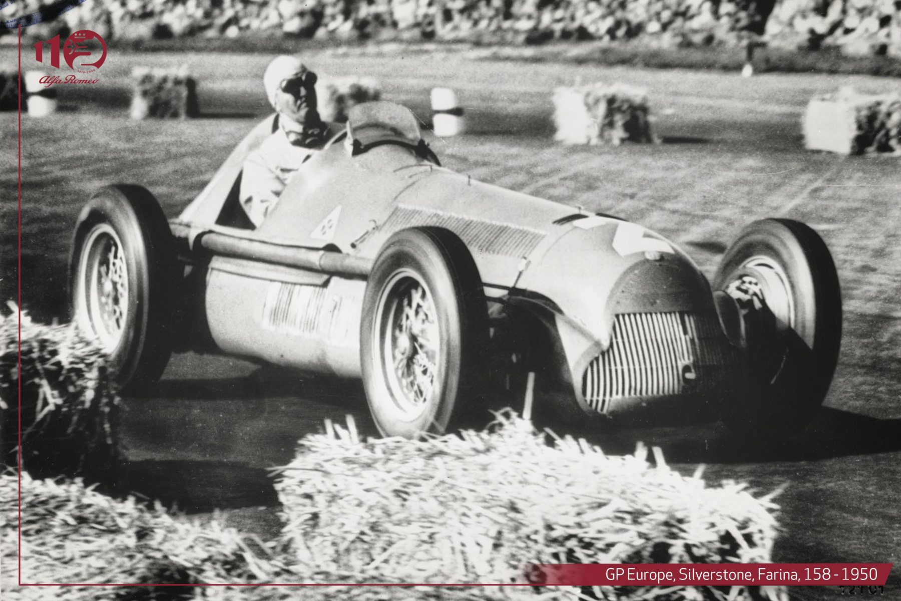 "First Formula One Champion - Giuseppe ""Nino"" Farina 1950"