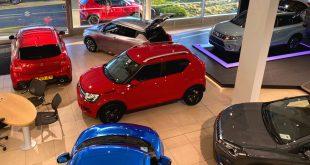 Suzuki Crown dealership