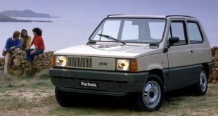Fiat Panda 1980