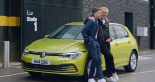 Martin and Roman Kemp with the new VW Golf