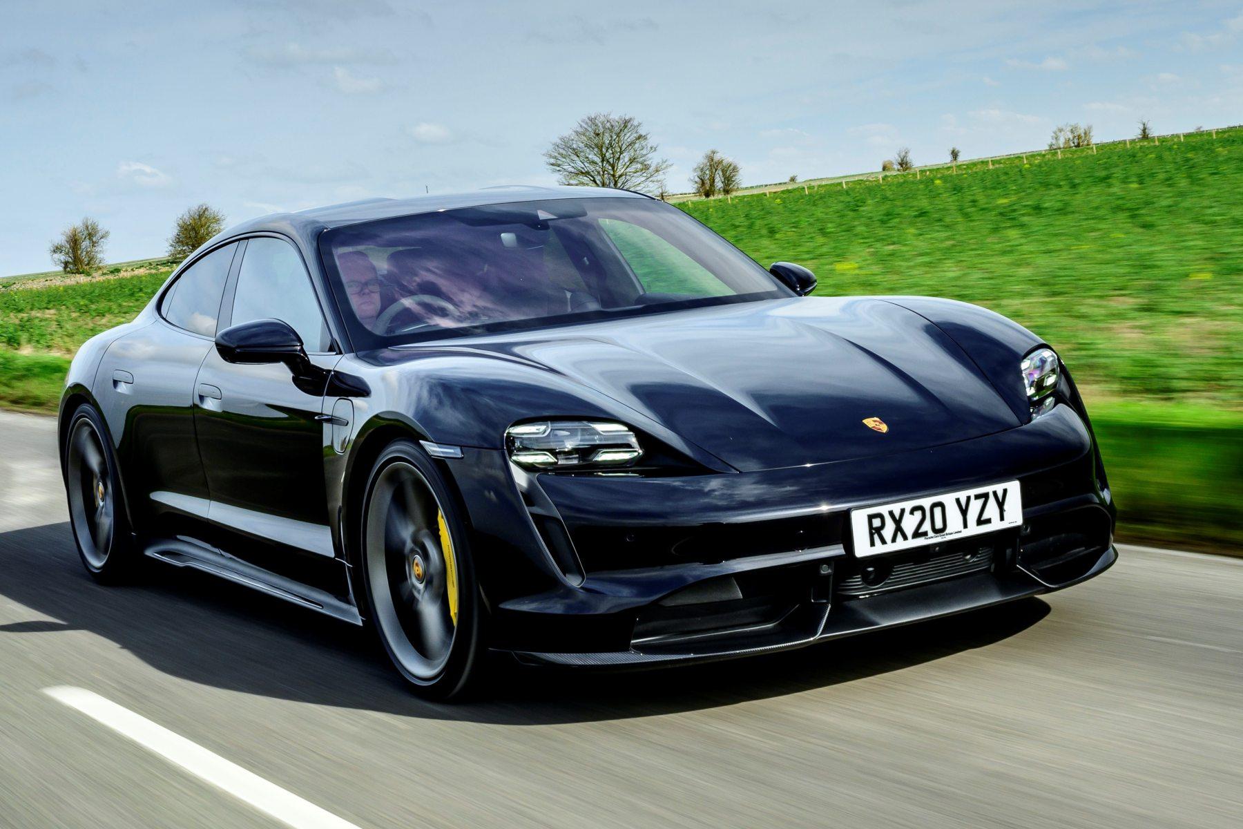 Porsche Taycan Review Automotive Blog