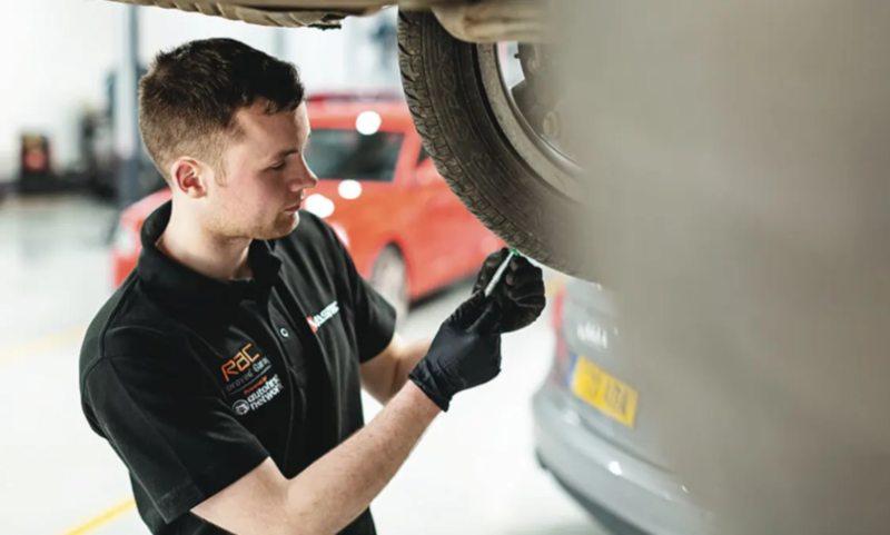 RAC mechanic