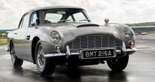 Aston Martin DB5 Goldfinger Continuation car