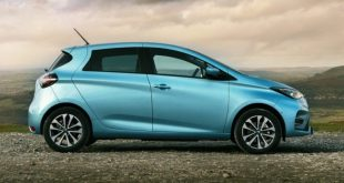 Renault Zoe - Appy, France