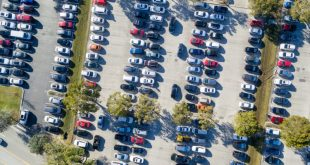 Crowded-car-park-Skoda-UK
