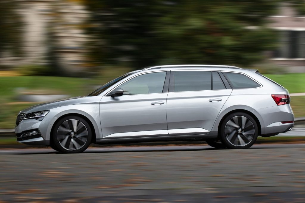 Skoda Superb iV estate review