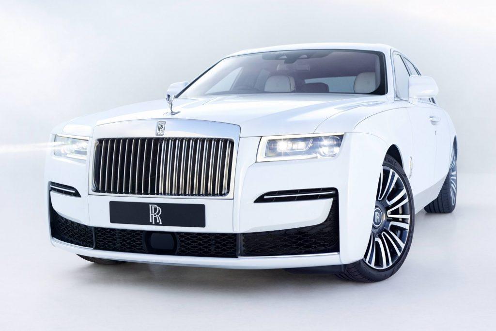 Rolls-Royce Ghost front