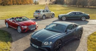 Bentley-Motors-luxury-car-range