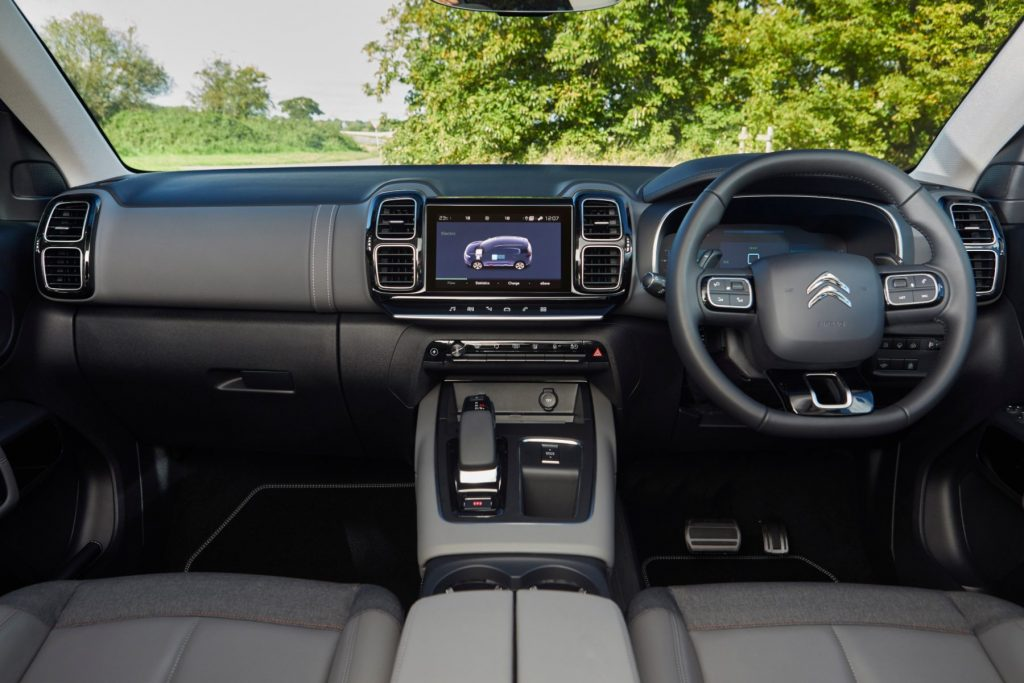 Citroen C5 Aircross Hybrid review