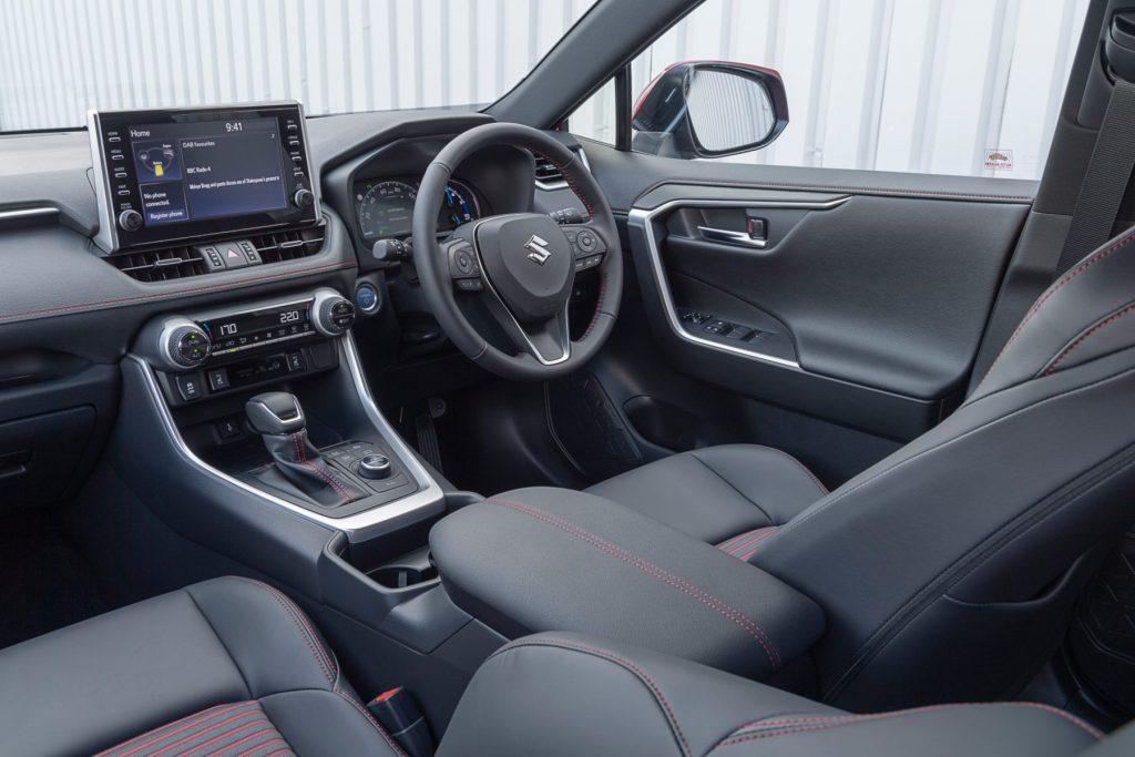 Suzuki Across review