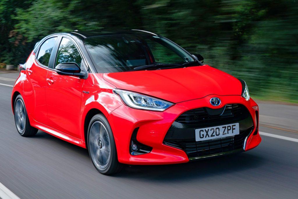 Toyota Yaris review