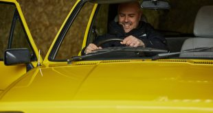 Top Gear presenter Paddy McGuinness