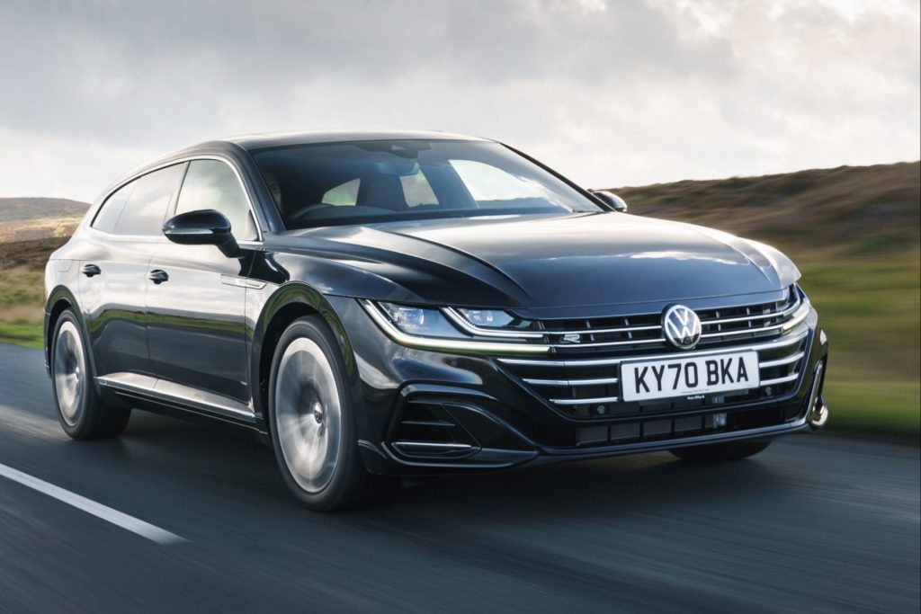 Volkswagen Arteon Shooting Brake review