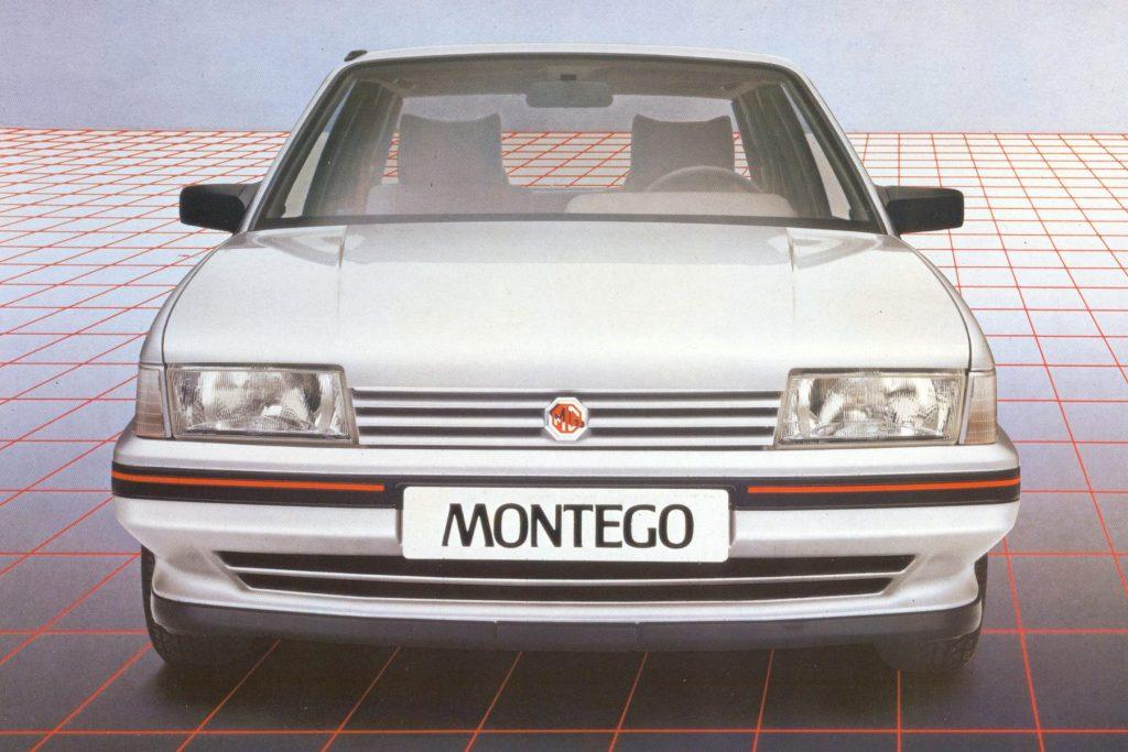 MG Austin Montego