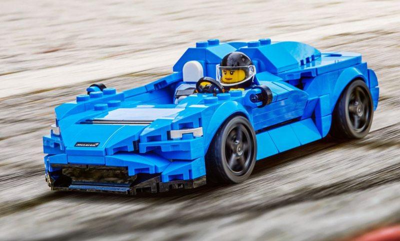 LEGO McLaren Elva speedster